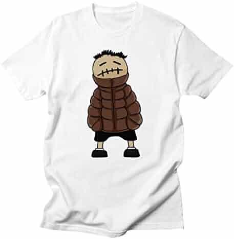 059f9aaec8 Custom T Shirt Matching Style of Travis Scott x Air Jordan 1 Retro JD 1-