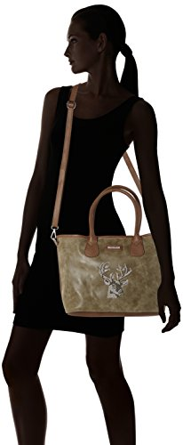 Edelweiss Trachtentasche Borse oliv Donna A Lady Verde Tracolla Pdwcp4SPFq