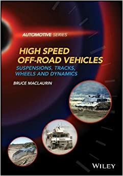 Design of High Speed Off-Road Vehicles (Automotive Series)