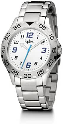 Kipling Sports Kids Stainless Steel Quartz Watch