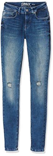 Jeans Denim Bleu Medium Femme Blue Only U7qvFq