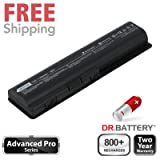 Dr. Battery® Advanced Pro Series Laptop / Notebook Battery Replacement for Compaq Presario CQ60-320EI (4400mAh / 48Wh) Samsung SDI cell! 2 Year Warranty