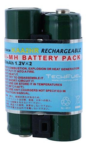 Digital Camera Kodak Dx4530 Battery - TechFuel Battery for Kodak EasyShare DX4530 Camera Replaces KAA2HR Battery