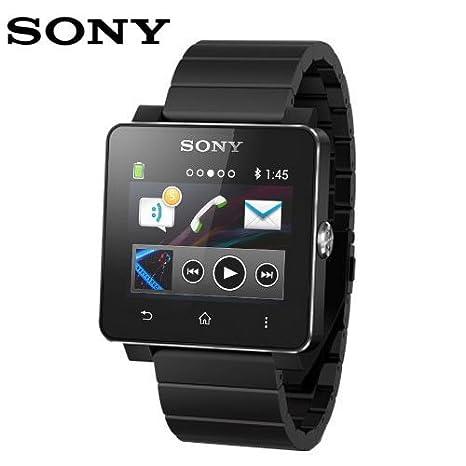 Sony SmartWatch 2 SW2 Negro creado para Android: Amazon.es ...