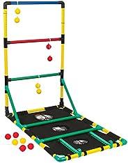Go! Gater Ladderball, Bean Bag Toss, and Washer Toss Set