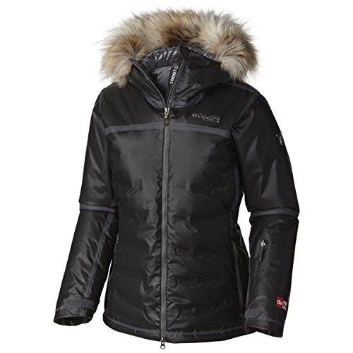Columbia Women's OutDry Ex Diamond Heatzone Jacket Large Black by Columbia