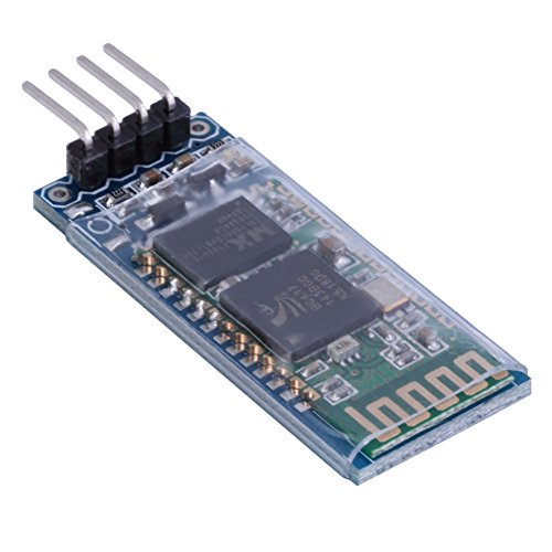 Price comparison product image Funnytoday365 Hc-06 4 Pin Serial Wireless Bluetooth Rf Transceiver Module For Arduino