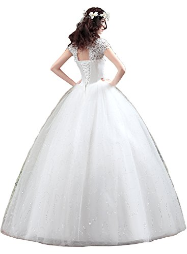 Spitze Ivydressing Brautkleider Abendkleider Stil Hochwertig I Hochzeitskleid Damen EqgqpAWrB