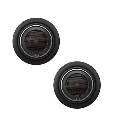 Infinity REF-275tx 135W Reference Series Edge-Driven Textile Car Tweeters, 3/4