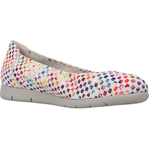 Bailarina Mujer para SABRINAS Zapatos Mujer Atenas Marca Blanco V17 Modelo Bailarina SABRINAS Blanco Blanco para Zapatos Color qzR5Bw