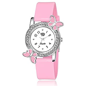 Women's Watch (White Colored Strap)