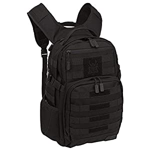 Samurai Tactical Wakizashi Tactical Backpack (Black)