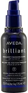 Aveda By Aveda Brilliant Emollient Finishing Gloss With Rice Bran Oil (for Men and Women)