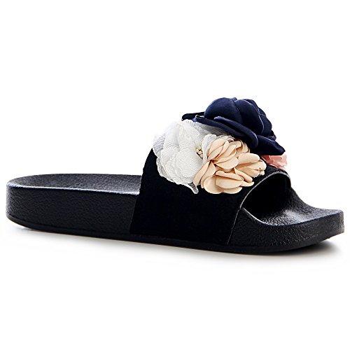 Femmes Noir topschuhe24 Sandales Sandalettes Noir Noir Sandalettes Femmes topschuhe24 topschuhe24 Sandalettes topschuhe24 Femmes Sandales Sandales qZdn4AB