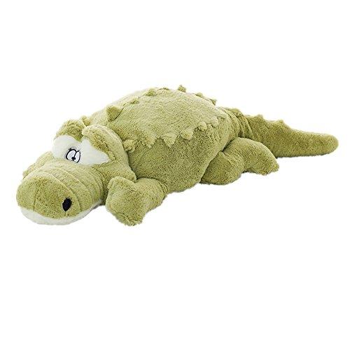 악어 봉제인형 대 90 (90cm,녹색)