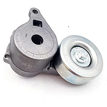 JSD AUTO PARTS New 89148 Serpentine Belt Tensioner with Pulley for Eclipse  Galant Lancer Outlander 2 4L 4G69