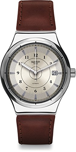 Swatch-Mens-YIS400-Sistem-Earth-Sistem51-Irony-Analog-Automatic-Watch