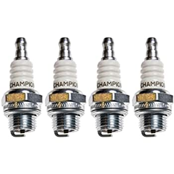 Champion CJ6-4pk Copper Plus Small Engine Spark Plug Stock # 849 (4 Pack)