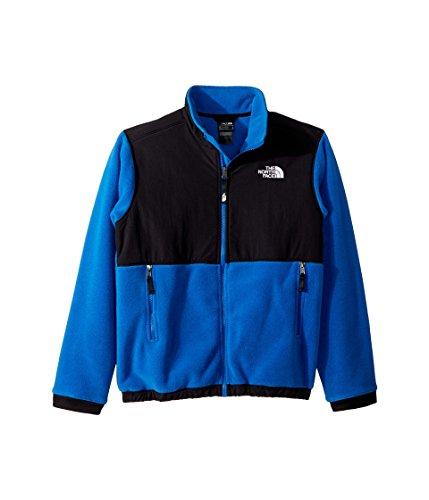 The North Face Boys Denali Jacket in Turkish Sea Blue Medium (10-12Y)