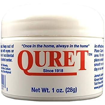 Quret Natural Cream, 1 Ounce