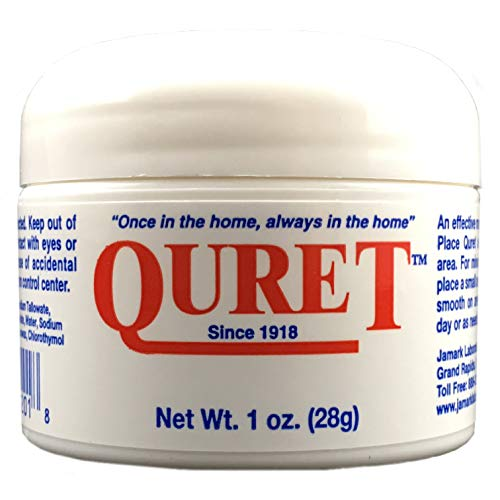 (Quret Natural Cream, 1 Ounce)