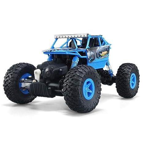 XuBa 26 cm Grande 1:14 4 WD Velocidad RC Cars 2.4 G Radio Control RC Coches Juguetes Buggy para Alta Velocidad Camiones Off-Road Camiones Juguetes para ...