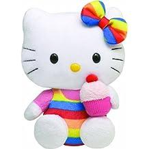 Ty Beanie Baby Hello Kitty - Cupcake