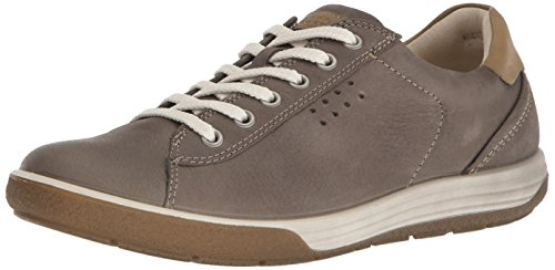 ECCO Footwear Womens Women's Chase Ii Tie, Warm Grey, 36 EU/5-5.5 M US