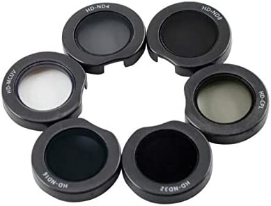 Parrot Lens Filter ND dimming Mirror CPL Polarization Polarizer for Parrot ANAFI Drone Accessories ND8