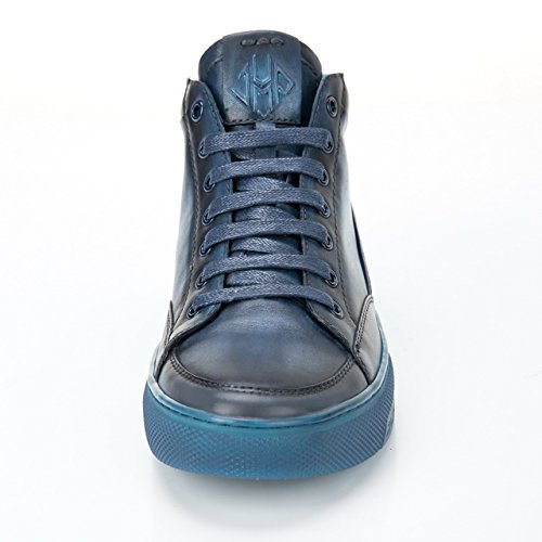 Jump Sneaker Navy Men's Mid Newyork Top Strickland Fashion AAHa6rF