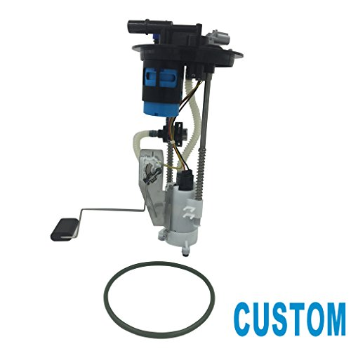 CUSTOM 1pc Brand New Electric Fuel Pump Module Assembly With Installation Kits For E2357M 04-06 Ford Ranger 2004 Mazda B2300 04-06 B3000 111.4 Wheelbase/ 111.6 Wheelbase