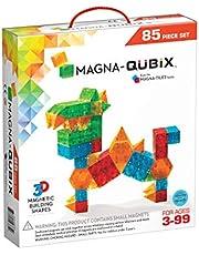 Magna Qubix Building Set (85 Piece)