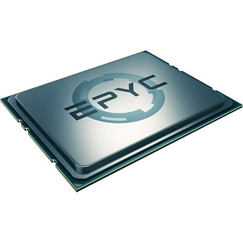 AMD PS7451BDAFWOF EPYC x86 CPU Processor Model 7451 (24c/48t 2.3GHz) 16 DDR4 DIMM Slots with up to 2TB RAM and 128 Lanes of PCIe 3