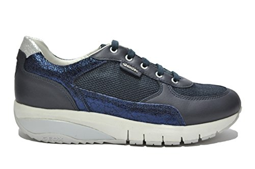 Geox - Zapatillas para mujer Azul azul