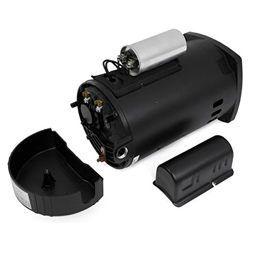 XtremepowerUS Replacement Pool Pump Swimming Pool Motor F...