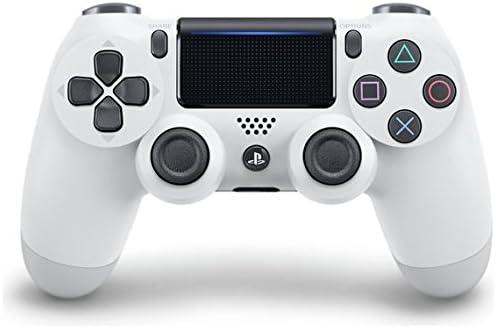 Sony DualShock 4 V2 Gamepad PlayStation 4 Color blanco - Volante/mando: Amazon.es: Videojuegos