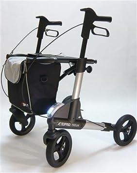 c8cce99c3075d5 TOPRO Troja 2G PREMIUM PLUS Small Silver  Amazon.co.uk  Health ...
