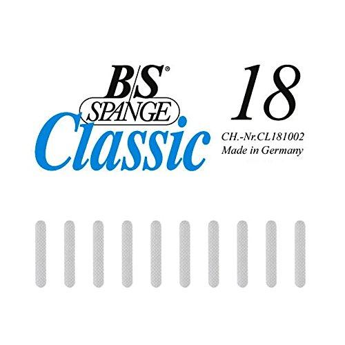 B/S-Spange CLASSIC, 18 mm zur Behandlung eingewachsener Nägel B/S Spange