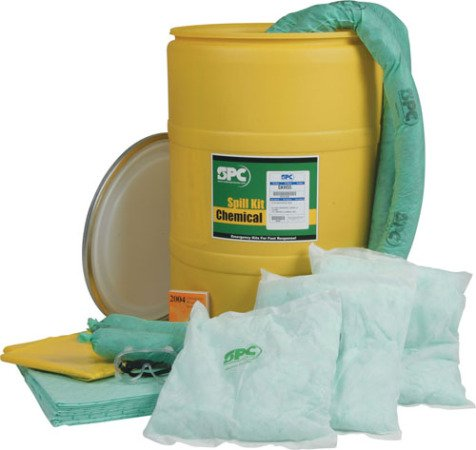 BRADY SPC SKO-55 55 Gallon Drum Spill Kit-Oil Only