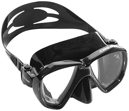 mens split fin snorkel set - 6