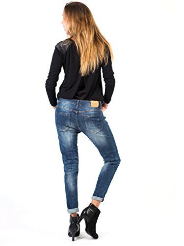 Bianco Donna Bianco Jeans Relaxed Jeans Donna Jeans Bianco Relaxed Relaxed Bianco Donna Jeans x0IA668