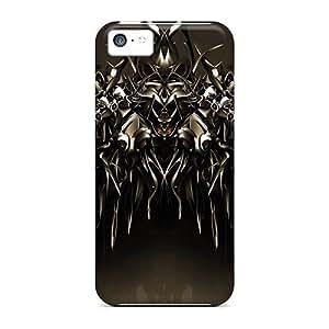 [MoL11287Csjl]premium Phone Cases For Iphone 5c/ War Machine 3d Cases Covers