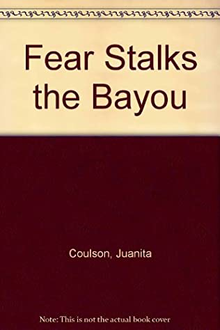 book cover of Fear Stalks the Bayou