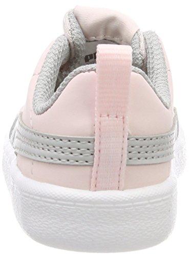 Puma Unisex-Kinder Courtflex Inf Sneaker Pink (Pearl-Gray Violet)