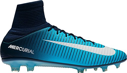 831961-404 Mens Nike Mercurial Veloce III Dynamic Fit (FG)