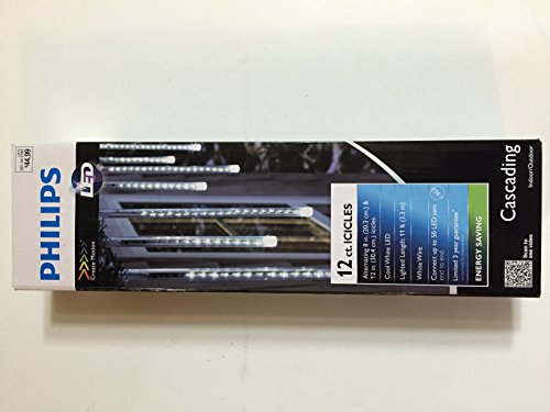 Philips Led Cascading Icicle Lights