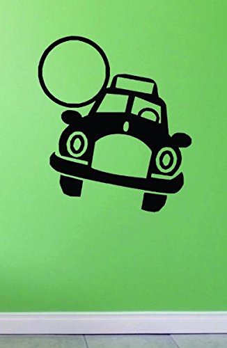 Design with Vinyl US V JER 2617 1 Top Selling Decals Car Wall Art 12 x 18 Black