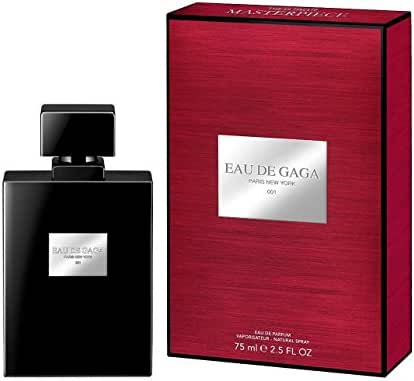 Lady Gaga Eau de Parfum Spray, 2.5 Fluid Ounce