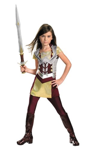 (Thor Sif Child Costume (4-6))