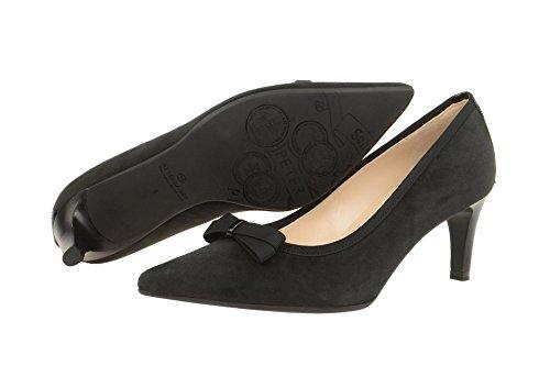 Peter Kaiser 62627/979 - Zapatos de vestir de Piel para mujer Dunkel-Grau